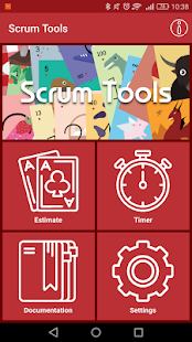Scrum Tools - náhled