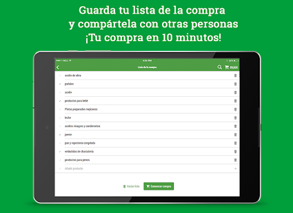 Supermercado Online Tudespensa- screenshot thumbnail