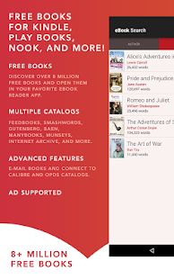 eBook Search - Free Books- screenshot thumbnail