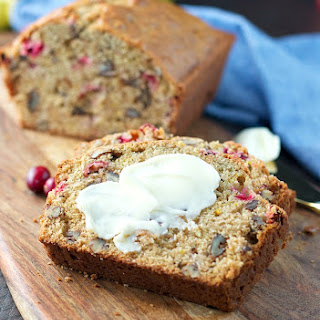 Cranberry Bread With Dried Cranberries Recipes