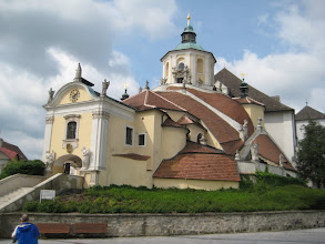 Photo: The church where Haydn played in Eisenstadt.