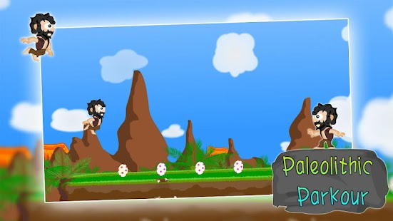 Paleolithic-Parkour 1