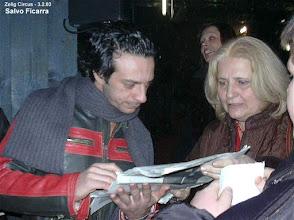 Photo: Salvo Ficarra - Zelig 2003