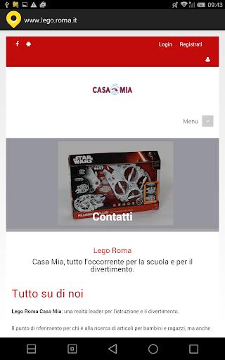 Lego Roma