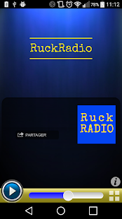 RuckRadio- screenshot thumbnail