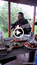 Video: Yum! Anton sings about delicious food in Russian