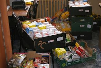 Photo: Zbiórka żywności - akcja charytatywna (04.2014)