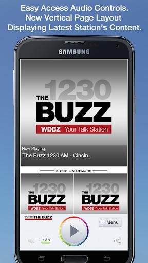 The Buzz 1230 AM - Cincinnati