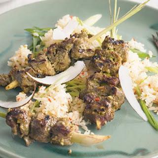 Lemongrass Ginger Rice Recipes