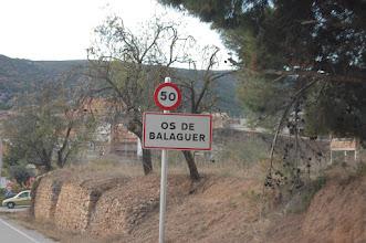 Photo: Os de Balaguer