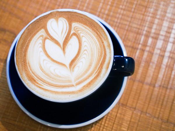 桃園/中壢 咖啡是用來乘載一家人–祖厝咖啡