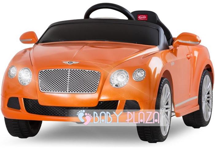 Siêu xe oto điện trẻ em Bentley 82100 8