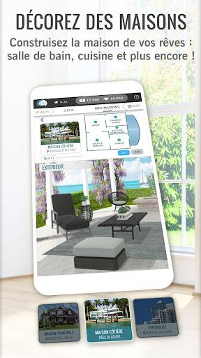 Code Triche Design Home apk mod screenshots 4
