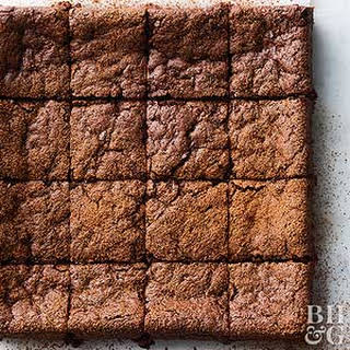 Sweet Potato Brownies.
