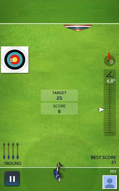 #5. Archery Ace (Android)
