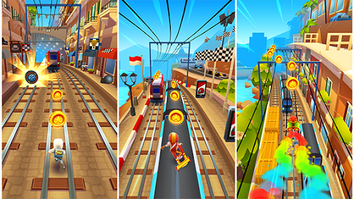 Subway Surfers  mod screenshots 7