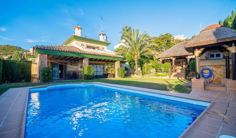 Chalet avec terrasse Mijas