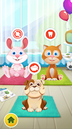 Pet Animal Daycare games APK screenshot thumbnail 1