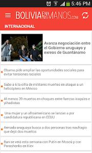 boliviaentusmanos screenshot 4