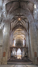 Photo: Inside Worcester Cathedral