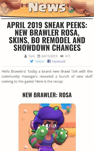 Guide for Brawl Stars - House of Brawlers 2.0.17 screenshots 2