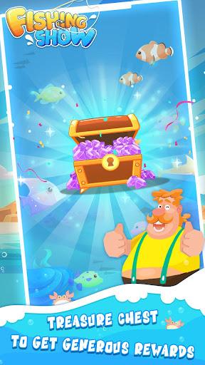 Fishing show – Show off your fishing skills apktreat screenshots 1