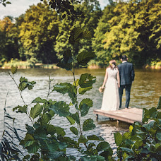 Wedding photographer Julia i tomasz Piechel (migafka). Photo of 16.11.2017