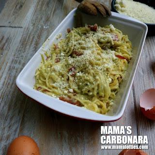 Mama'S Carbonara Recipe