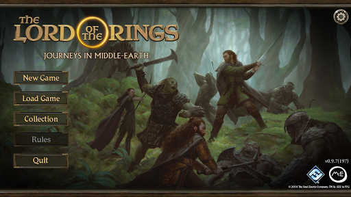 The Lord of the Rings: Journeys in Middle-earth 1.2.3 screenshots 1