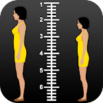 Height Increase Exercises at Home - Grow Taller 1.0 (Ad Free)