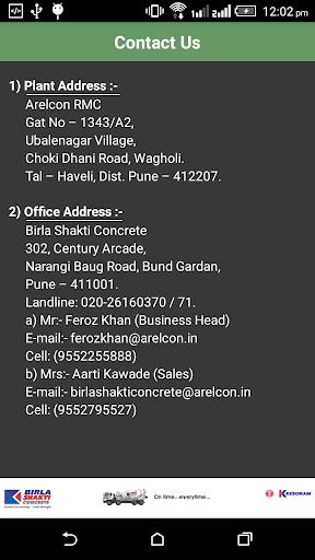 玩商業App|Birla Shakti Concrete免費|APP試玩