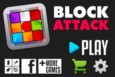 Block Attack - Free Matching Puzzle Game screenshot 4