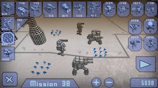 Stickman Mech Battle Simulator  captures d'écran 1