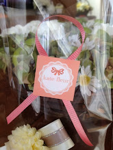 Photo: 三重県 フラワー認定サロン 「kate fleur」様 スクエアカード&シール