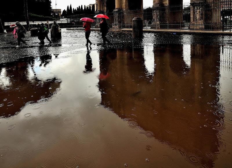 Quanto sei bella Roma quanno piove! di effemme