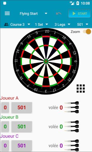 Télécharger Fléchettes - Scorecard mod apk screenshots 1