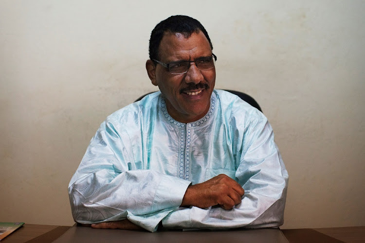 President-elect Mohamed Bazoum is due to be sworn in on Friday after an election victory disputed by his opponent, former president Mahamane Ousmane.