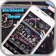 Pink theme blackboard APK for Bluestacks