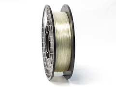 Clear PRO Series Thermoplastic Polyurethane (TPU) - 3.00mm (1lb)