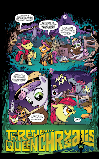 My Little Pony Comics 1.3.1 screenshots 8