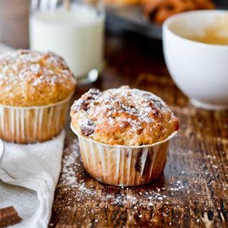 Chocolate Chunk Muffins