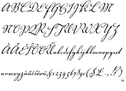 Tattoo Lettering Fonts Android Apps on Google Play
