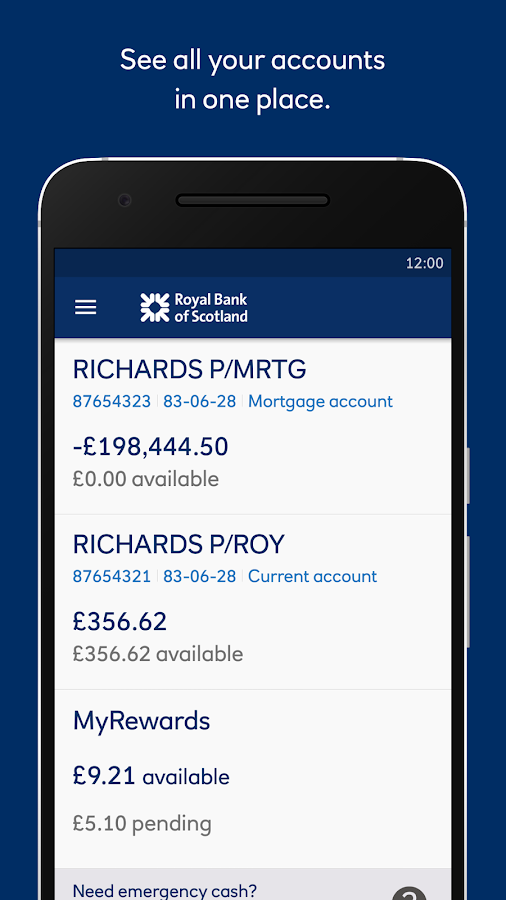 Rbs Personal Banking Number