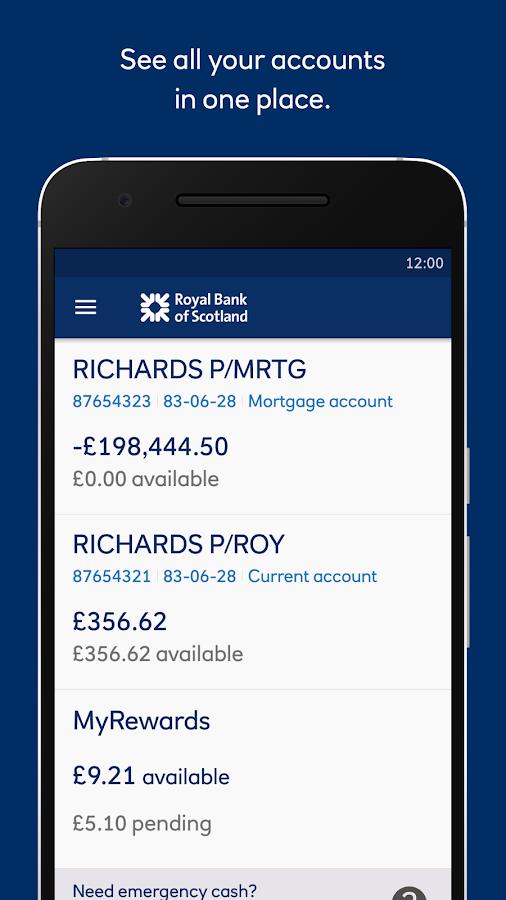 Bank Scotland Online Personal