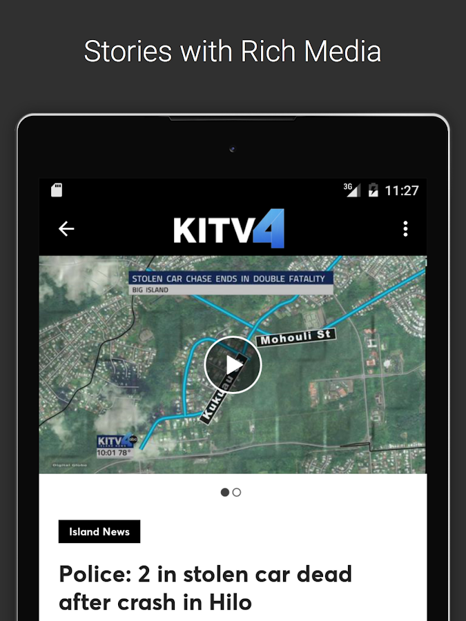 KITV4 News: Honolulu, Hawaii- screenshot