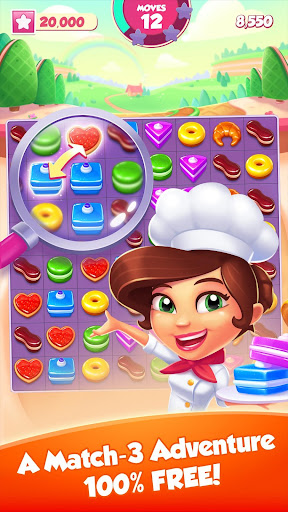 Pastry Paradise for PC