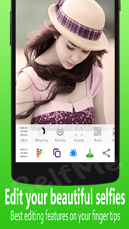 SelfMe Selfie Camera & Sticker 1.1.4 screenshot 489778