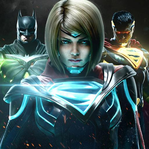 (APK) تحميل لالروبوت / PC Injustice 2 ألعاب