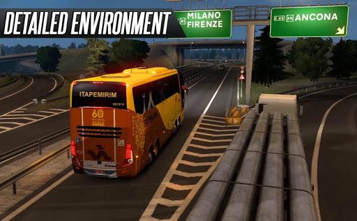 Euro Bus Simulator 2018 1.0 screenshots 7