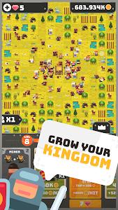 Merge Empire - Idle Kingdom & Crowd Builder Tycoon 0.0.35 (Mod Money)